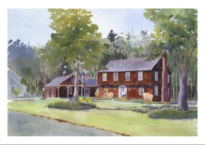Jones Homestead   Copyright Robert Lynk