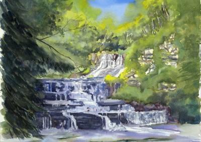 Rensselaerville Falls | Copyright Robert Lynk