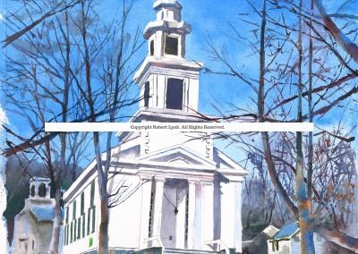 Rensselaerville Presbyterian | Copyright Robert Lynk